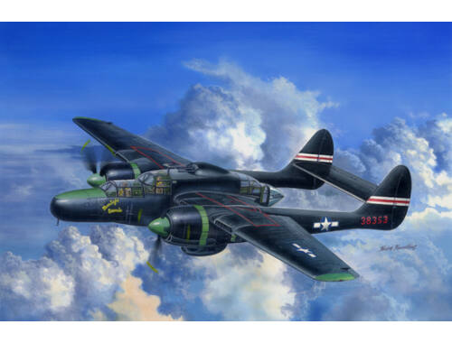 Hobby Boss US P-61C Black Widow 1:48 (81732)