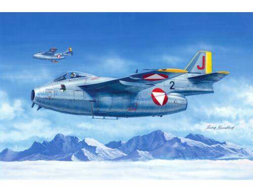 Hobby Boss J 29F Flying Barrel 1:48 (81745)
