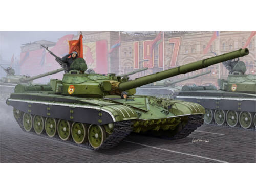 Trumpeter Russian T-72B MBT 1:35 (5598)