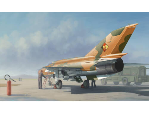 Trumpeter MiG-21MF Fighter 1:48 (02863)