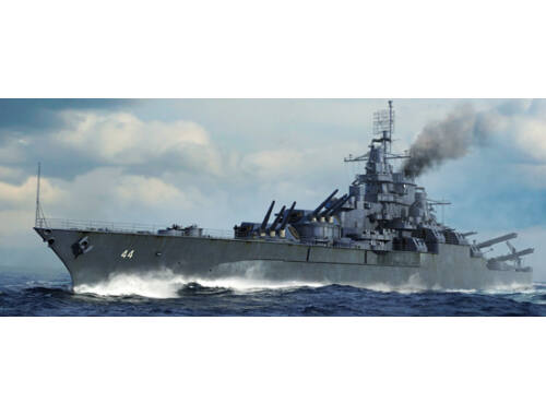 Trumpeter USS California BB-44 1945 1:700 (5784)