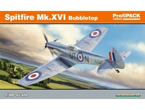 Eduard Spitfire Mk.XVI Bubbletop ProfiPACK 1:48 (8285)