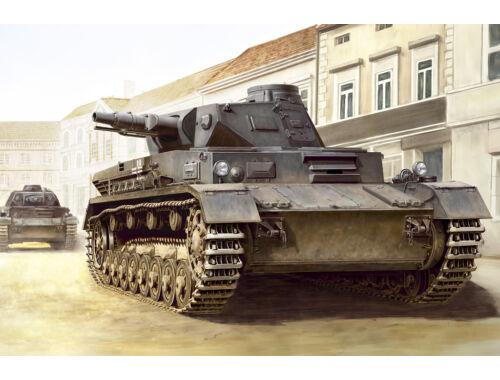 Hobby Boss German Panzerkampfwagen IV Ausf C 1:35 (80130)