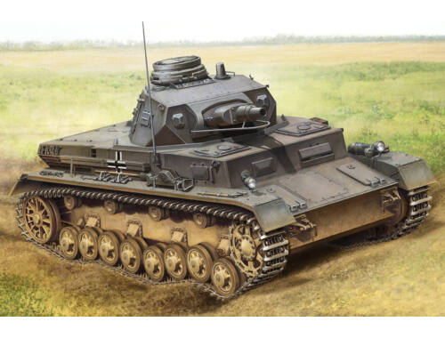 Hobby Boss German Panzerkampfwagen IV Ausf B 1:35 (80131)