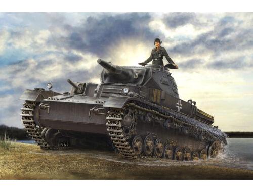 Hobby Boss German Panzerkampfwagen IV Ausf D/TAUCH 1:35 (80132)