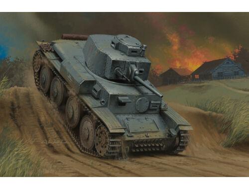 Hobby Boss German Panzer Kpfw:38(t) Ausf.G 1:35 (80137)