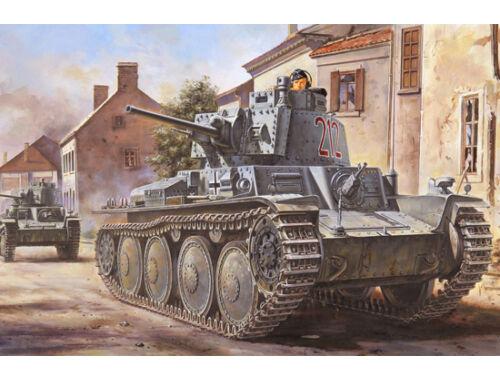 Hobby Boss German Pz.Kpfw. /Pz.BfWg 38(t) Ausf.B 1:35 (80138)