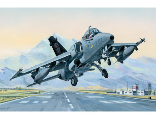 Hobby Boss AMX Ground Attack Aircraft 1:48 (81741)