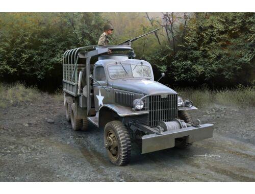 Hobby Boss US GMC CCKW-352 Machine Gun Turret Version 1:35 (83833)
