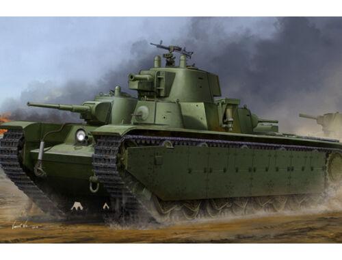 Hobby Boss Soviet T-35 Heavy Tank-Late 1:35 (83844)