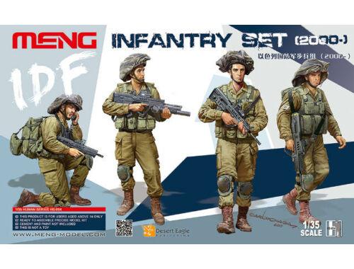 Meng IDF Infantry Set (2000-) 1:35 (HS-004)
