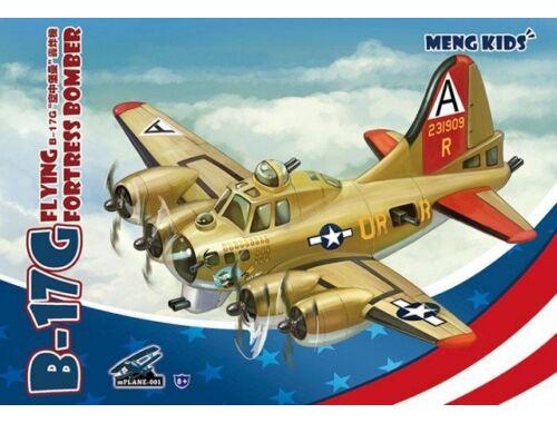 Meng B-17G Flying Fortress Bomber MENG KIDS (MP-001)