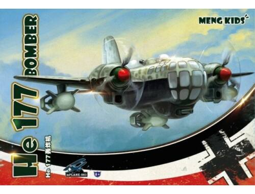 "Meng He 177 Bomber ""MENG KIDS"" (MP-003)"