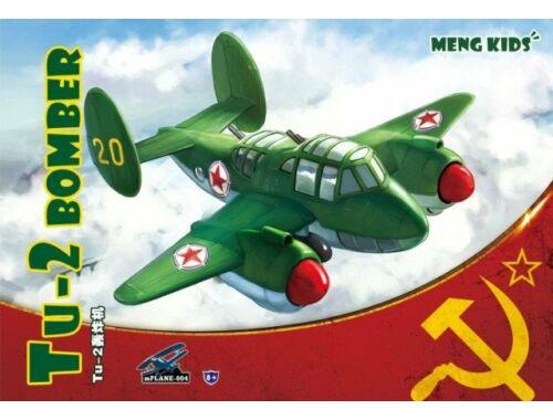"Meng Tu-2 Bomber ""MENG KIDS"" (MP-004)"