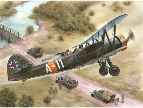 Special Hobby Letov S.328 Slovak AF in WWII 1:72 (72326)