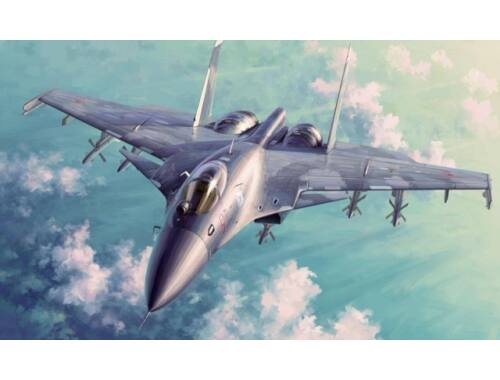Trumpeter Russian Su-33 Flanker D 1:72 (1667)