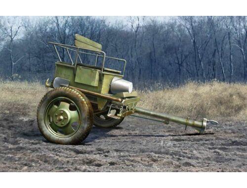 Trumpeter Soviet Limber 52-R-353M Mod.1942 1:35 (2345)