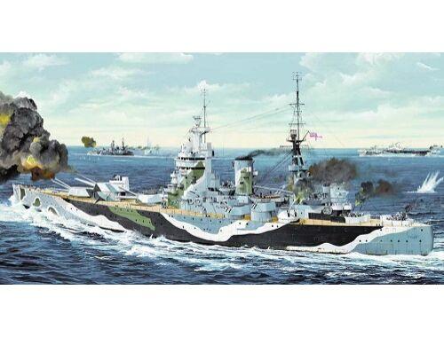 Trumpeter HMS Rodney 1:200 (03709)