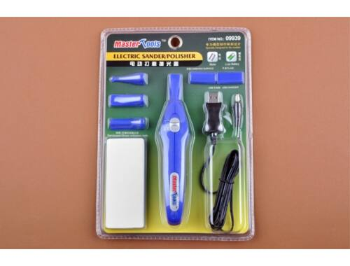 Master Tools Electric Sander/Polisher (09939)