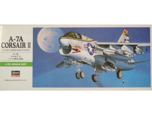 Hasegawa A-7A Corsair II 1/72 (B8)