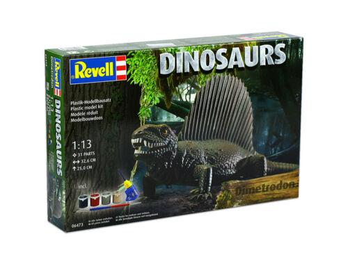 Revell Dinosaurs Dimetrodon 1:13 (6473)