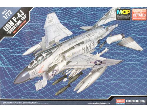 "Academy USN F-4J ""Showtime 100"" MCP 1:72 (12515)"