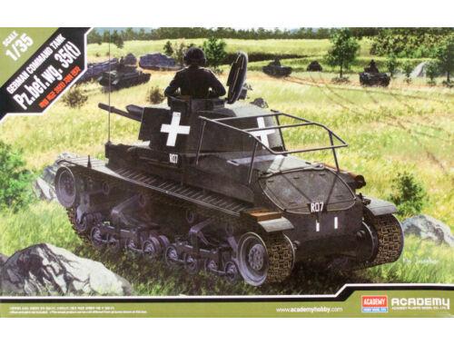 Academy Pz.bef.wg. 35(t) Command Tank 1:35 (13313)