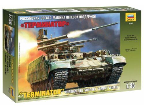 Zvezda Military BMPT 'Terminator' 1:35 (3636)