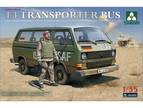 Takom T3 Transporter Bus 1/35 (2013)