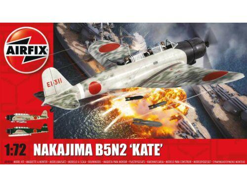 Airfix Nakajima B5N2 Kate 1:72 (A04058)