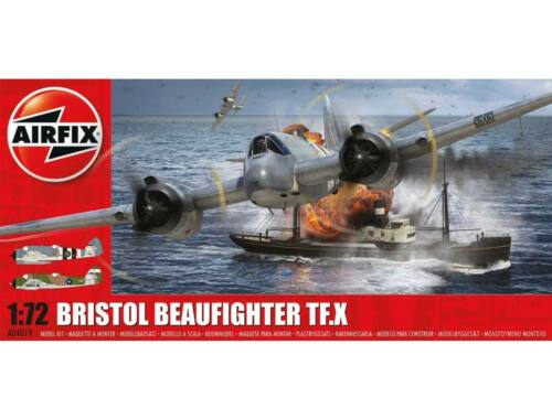 Airfix Bristol Beaufighter Mk.X 1:72 (A04019)