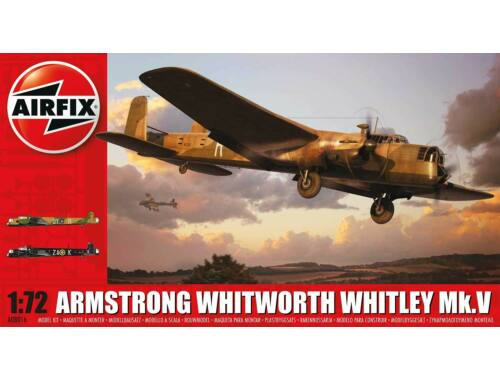 Airfix Armstrong Whitworth Whitley Mk.V 1:72 (A08016)