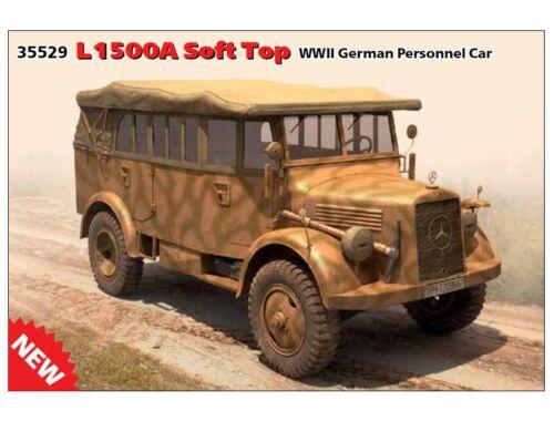 ICM L1500A Soft Top 1:35 (35529)