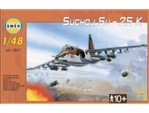 Smer Suchoj Su-25K 1/48 (0857)