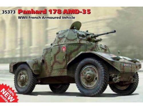 ICM Panhard 178 AMD-34 1:35 (35373)