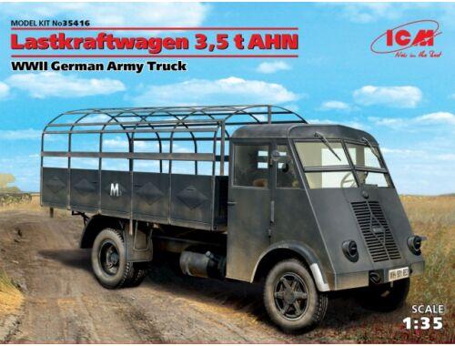 ICM Truck 3.5t AHN 1:35 (35416)
