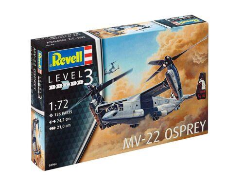 Revell Bell V-22 Osprey 1:72 (3964)