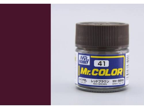 Mr.Hobby Mr.Color C-041 Red Brown