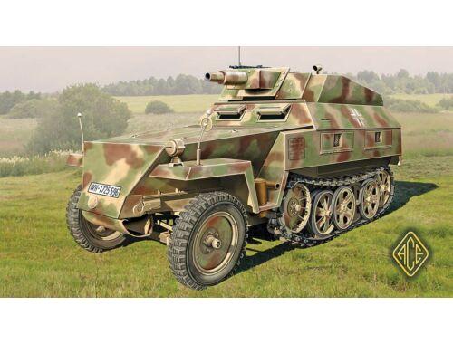 ACE Sd.Kfz.250/8 7,5cm 1:72 (72514)