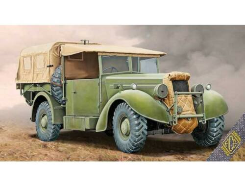 ACE Super Snipe Lorry 8cwt truck 1:72 (72552)