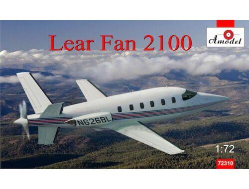 Amodel Lear fan 2100 1:72 (72310)