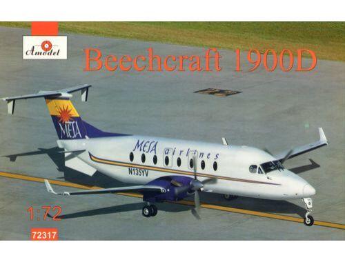 Amodel Beechcraft 1900D 1:72 (72317)