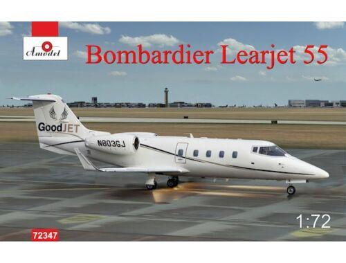 Amodel Bombardier Learjet 55 1:72 (72347)