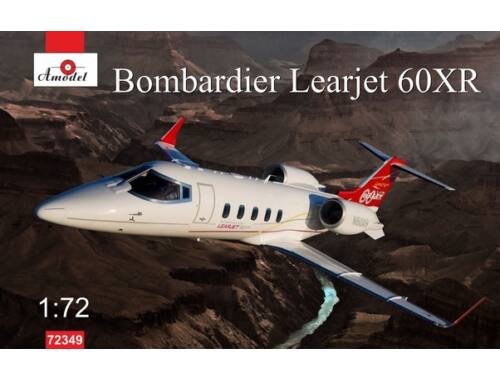 Amodel Bombardier Learjet 60XR 1:72 (72349)