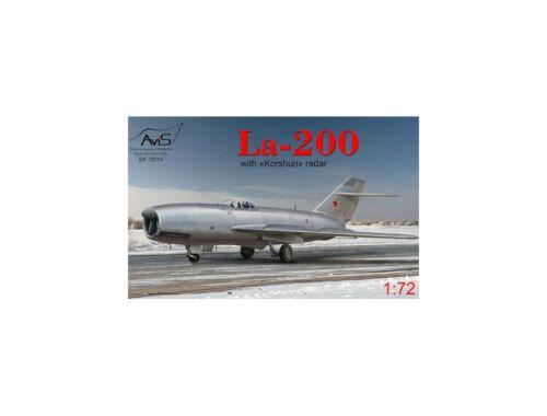 Avis La-200 with Korshun radar 1:72 (72014)