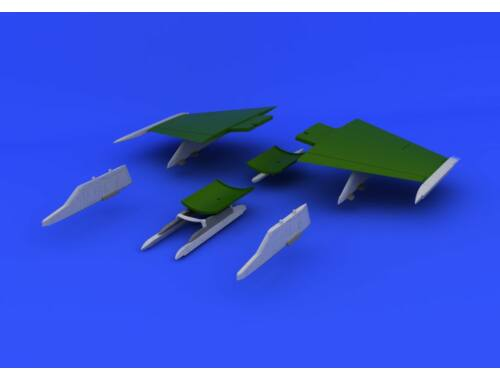 Eduard F-104 pylons 1:48 (648234)