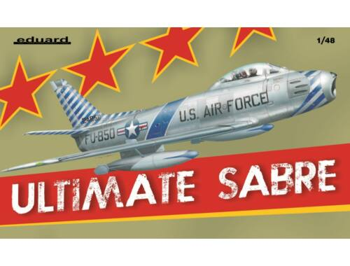 Eduard Ultimate Sabre LIMITED EDITION 1:48 (1163)