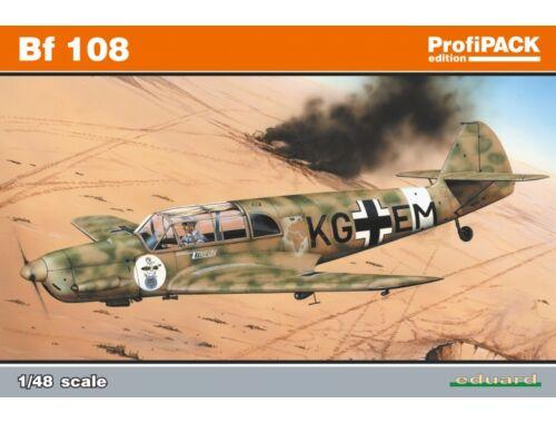 Eduard Bf 108 ProfiPACK 1:48 (8078)