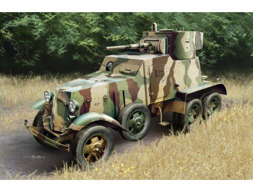 Hobby Boss Soviet BA-6 Armor Car 1:35 (83839)