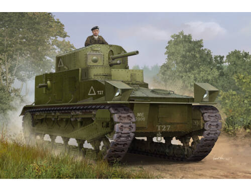 Hobby Boss Vickers Medium Tank MK I 1:35 (83878)